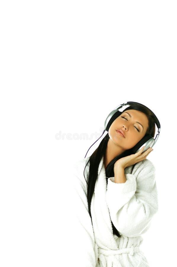 εγώ μουσική στοκ φωτογραφία