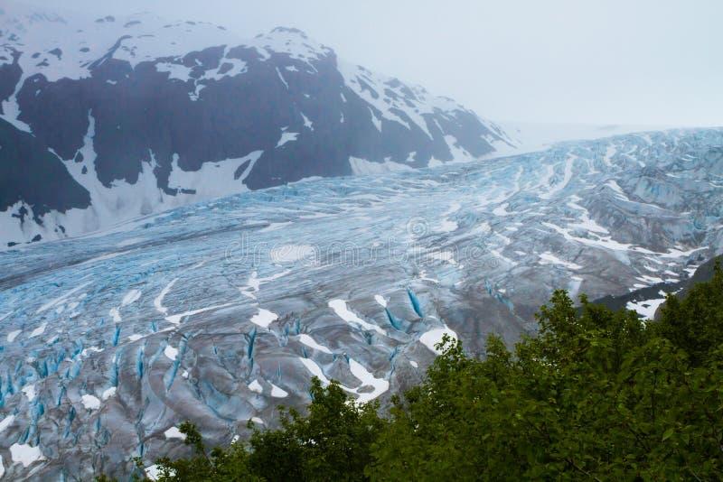Εθνικά πάρκα της Αλάσκας στοκ εικόνα