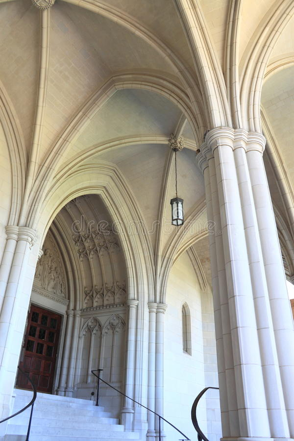 Εθνική αρχιτεκτονική καθεδρικών ναών στοκ εικόνες