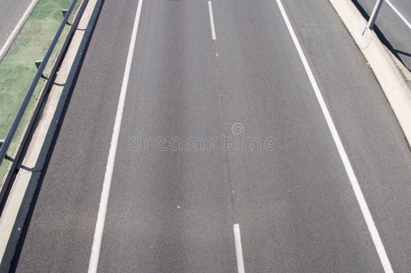 Εθνική οδός ή δρόμος στοκ φωτογραφίες με δικαίωμα ελεύθερης χρήσης