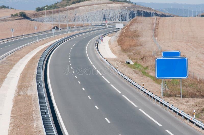 εθνική οδός κατασκευής & στοκ εικόνες