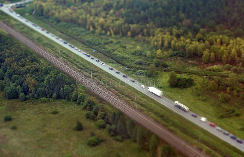 εθνική οδός της Γερμανία&sigma στοκ εικόνες
