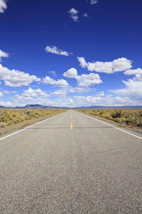 εθνική οδός της ερήμου τη&s στοκ φωτογραφίες με δικαίωμα ελεύθερης χρήσης