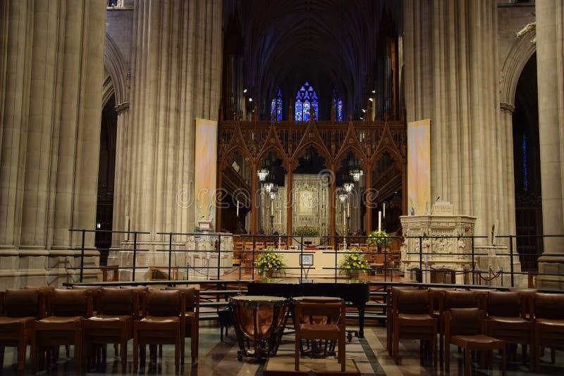 Εθνικός καθεδρικός ναός στην Ουάσιγκτον, συνεχές ρεύμα στοκ φωτογραφίες με δικαίωμα ελεύθερης χρήσης