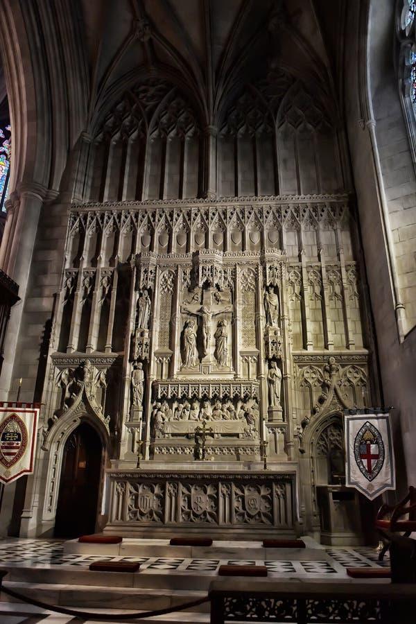 Εθνικός καθεδρικός ναός στοκ εικόνες