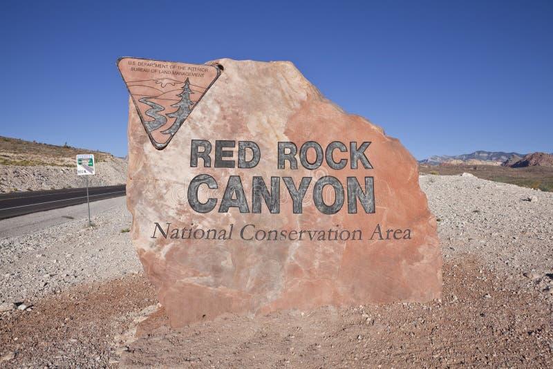 εθνικός κόκκινος βράχος &s στοκ φωτογραφίες