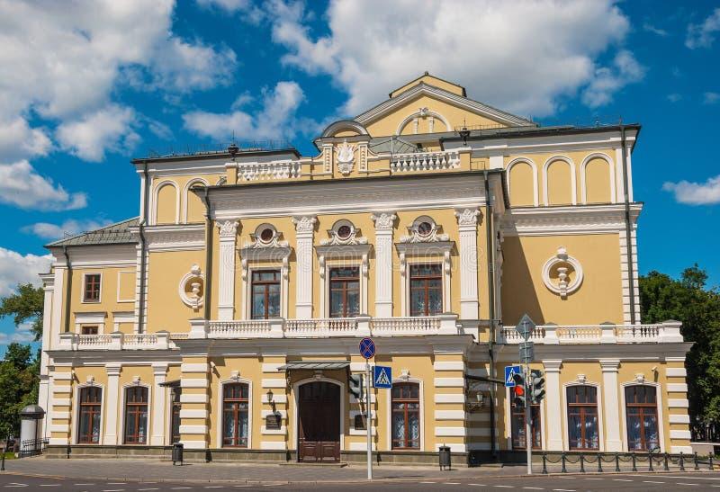 Εθνικό ακαδημαϊκό θέατρο στοκ εικόνα με δικαίωμα ελεύθερης χρήσης