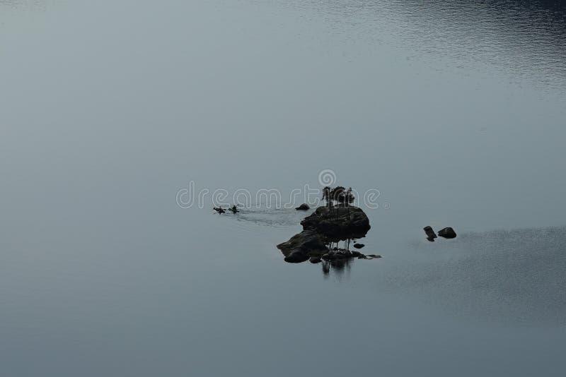 εθνικό βόρειο πάρκο λιμνών dia στοκ φωτογραφίες