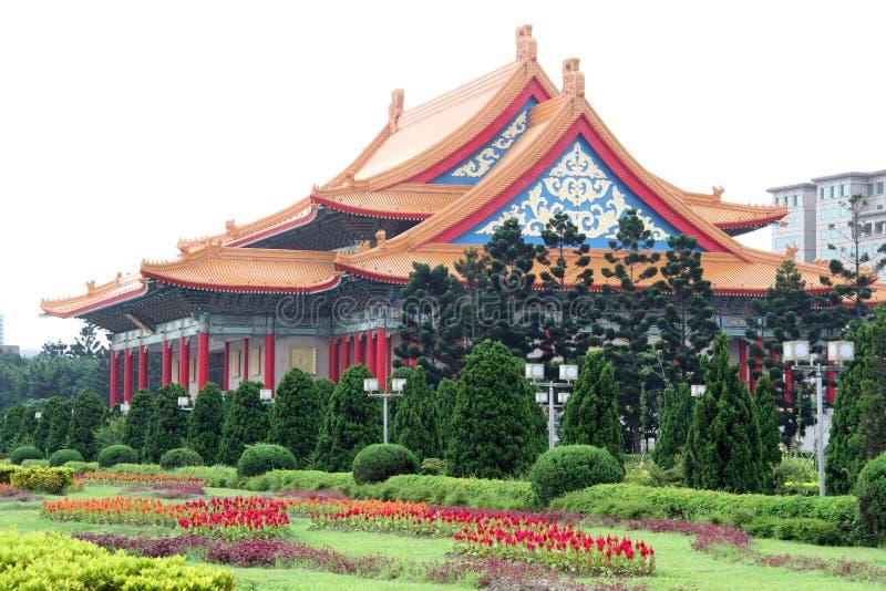 Εθνικό θέατρο στο Ταιπέι, Ταϊβάν στοκ φωτογραφίες με δικαίωμα ελεύθερης χρήσης