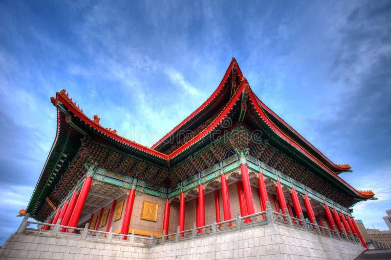Εθνικό θέατρο της Ταϊβάν στοκ εικόνες