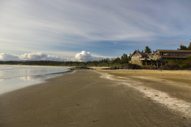 Εθνικό κέντρο επισκεπτών επιφύλαξης πάρκων χωρών του δακτυλίου του Ειρηνικού που στηρίζεται στο Λονγκ Μπιτς στοκ εικόνες με δικαίωμα ελεύθερης χρήσης