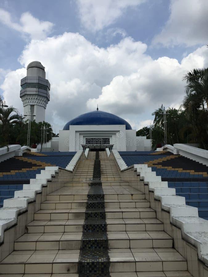 Εθνικό κέντρο πλανηταρίων της Μαλαισίας στη Κουάλα Λουμπούρ στοκ εικόνες