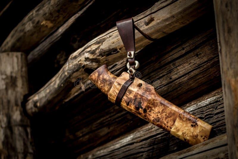 Εθνικό μαχαίρι στοκ φωτογραφία με δικαίωμα ελεύθερης χρήσης