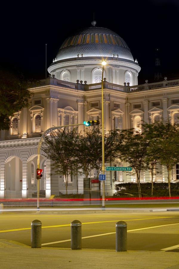 Εθνικό Μουσείο Σινγκαπούρης στοκ εικόνα με δικαίωμα ελεύθερης χρήσης