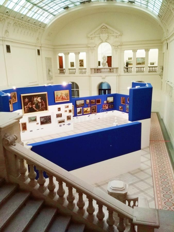 Εθνικό Μουσείο στο Πόζναν στοκ φωτογραφία με δικαίωμα ελεύθερης χρήσης