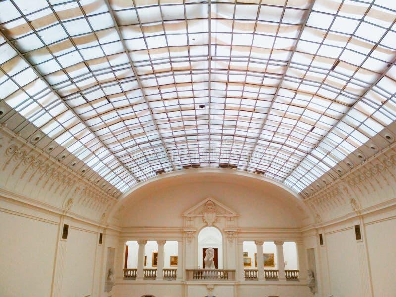 Εθνικό Μουσείο στο Πόζναν στοκ εικόνα με δικαίωμα ελεύθερης χρήσης