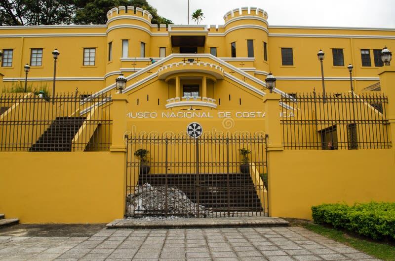 Εθνικό Μουσείο στο San Jose - Κόστα Ρίκα στοκ φωτογραφία με δικαίωμα ελεύθερης χρήσης