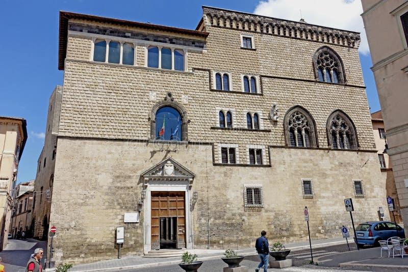 Εθνικό Μουσείο Tarquinia στοκ φωτογραφία με δικαίωμα ελεύθερης χρήσης