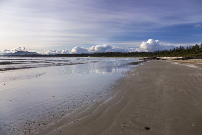 Εθνικό Νησί Βανκούβερ Π.Χ. Καναδάς επιφύλαξης πάρκων χωρών του δακτυλίου του Ειρηνικού Λονγκ Μπιτς στοκ εικόνα