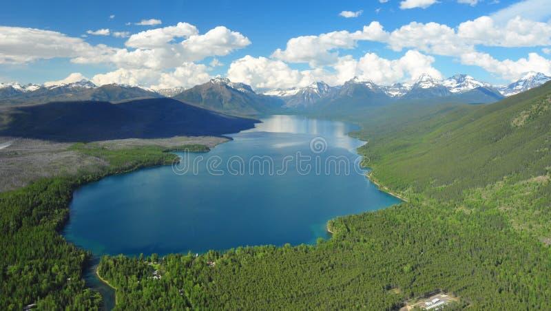 εθνικό πάρκο λιμνών παγετών&om στοκ εικόνες