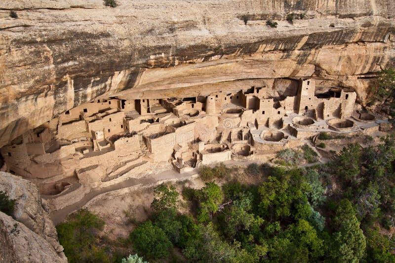 εθνικό πάρκο παλατιών mesa το&upsil στοκ φωτογραφίες