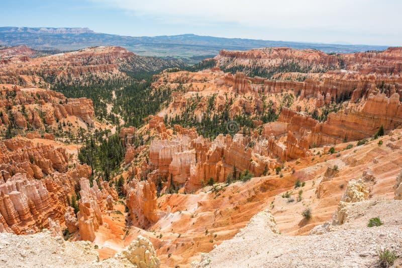 Εθνικό πάρκο φαραγγιών του Bryce στοκ φωτογραφία