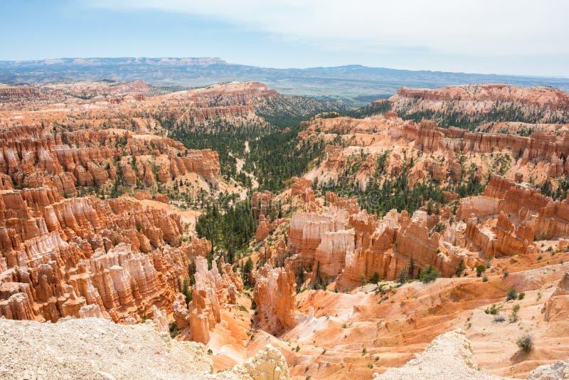 Εθνικό πάρκο φαραγγιών του Bryce στοκ εικόνες