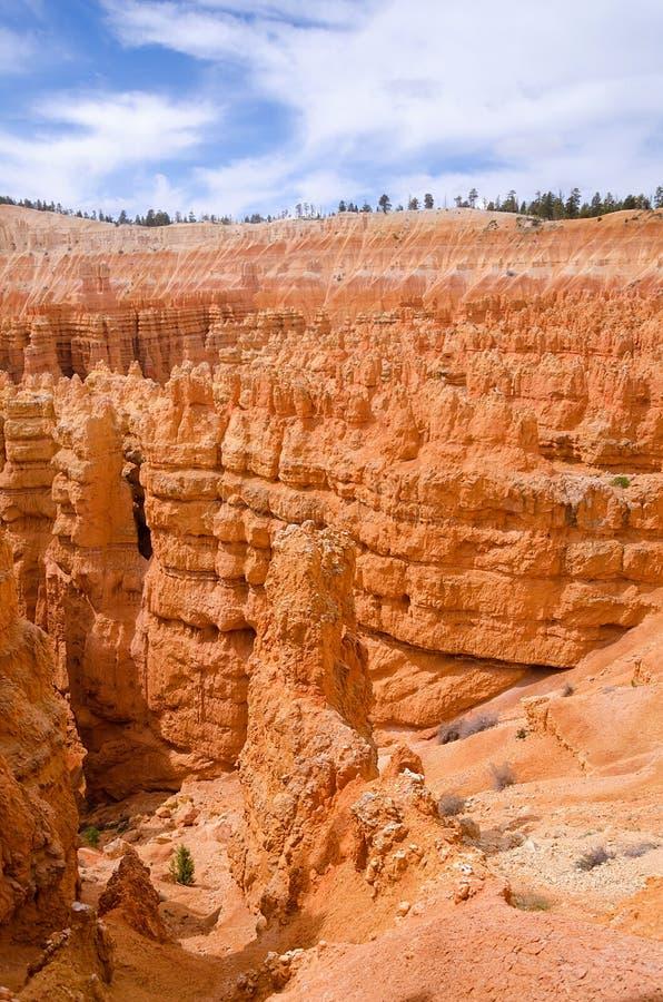 Εθνικό πάρκο φαραγγιών του Bryce στοκ εικόνες με δικαίωμα ελεύθερης χρήσης