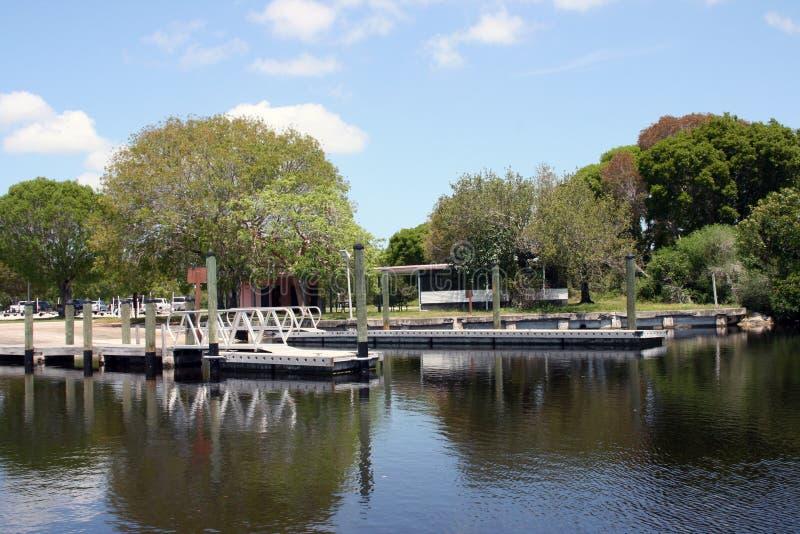 Εθνικό πάρκο Φλώριδα Everglades στοκ εικόνες