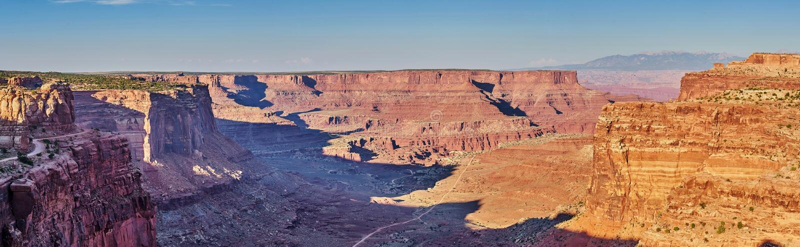 Εθνικό πάρκο Canyonlands στοκ φωτογραφία με δικαίωμα ελεύθερης χρήσης