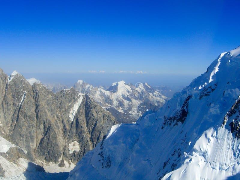Εθνικό πάρκο Denali - Αλάσκα στοκ φωτογραφία