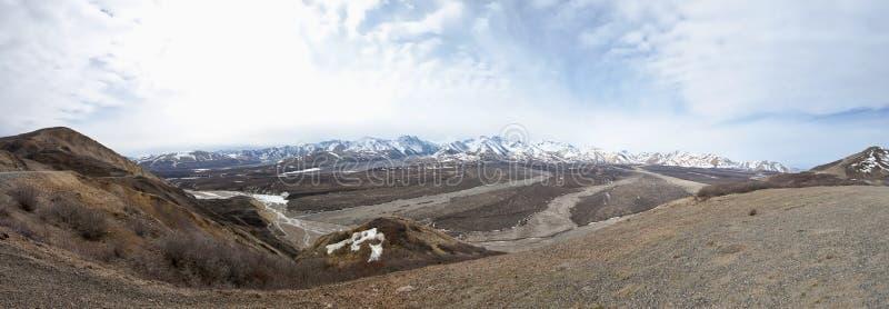 εθνικό πάρκο denali στοκ εικόνες