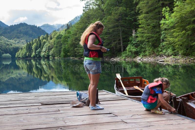 Εθνικό πάρκο Gora Biogradska  στοκ εικόνα με δικαίωμα ελεύθερης χρήσης