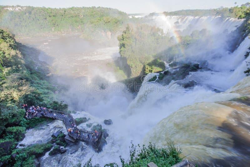 Εθνικό πάρκο Iguassu στοκ εικόνα με δικαίωμα ελεύθερης χρήσης