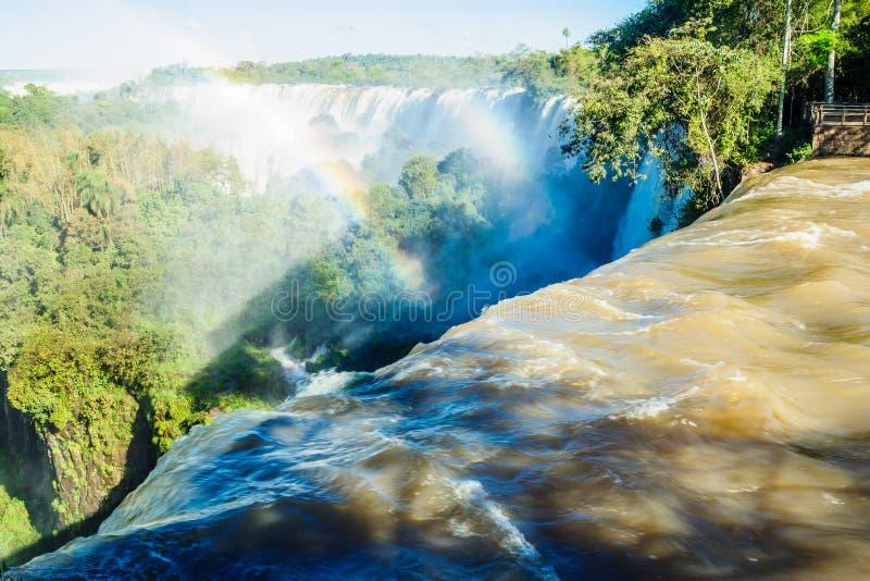 Εθνικό πάρκο Iguassu στοκ φωτογραφίες