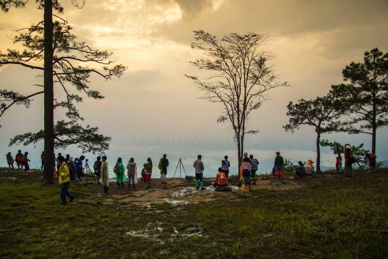 Εθνικό πάρκο Kradueng Phu στοκ εικόνες