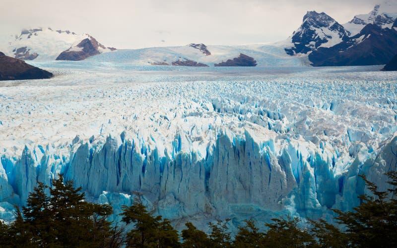 Εθνικό πάρκο Los Glaciares στοκ φωτογραφία