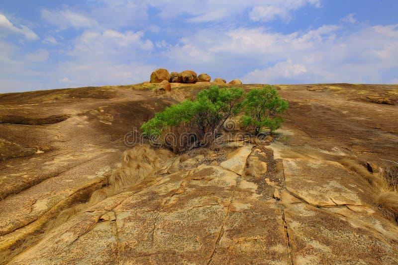 Εθνικό πάρκο Matopos, Ζιμπάμπουε στοκ εικόνες με δικαίωμα ελεύθερης χρήσης