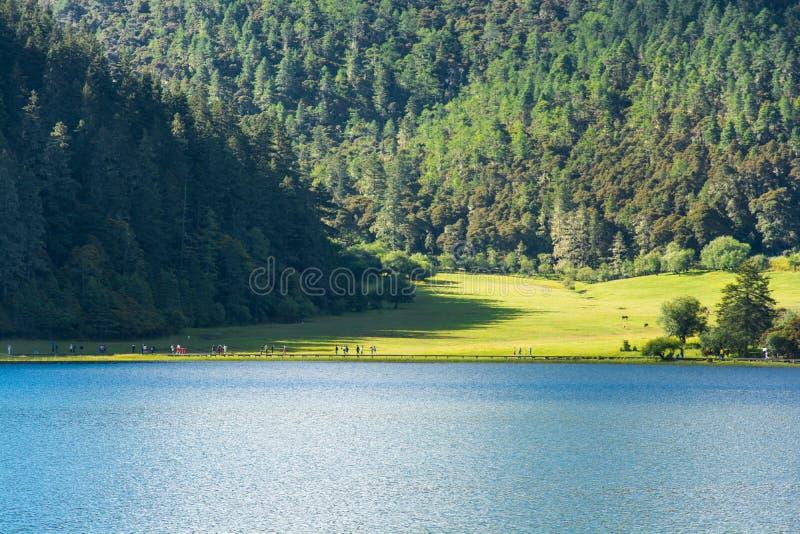 Εθνικό πάρκο Potatso, shangri-Λα στοκ εικόνα