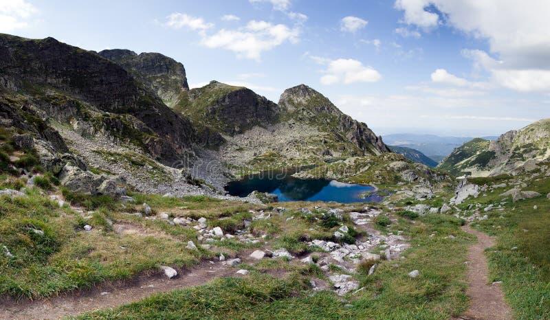 Εθνικό πάρκο Rila, Βουλγαρία στοκ εικόνα με δικαίωμα ελεύθερης χρήσης