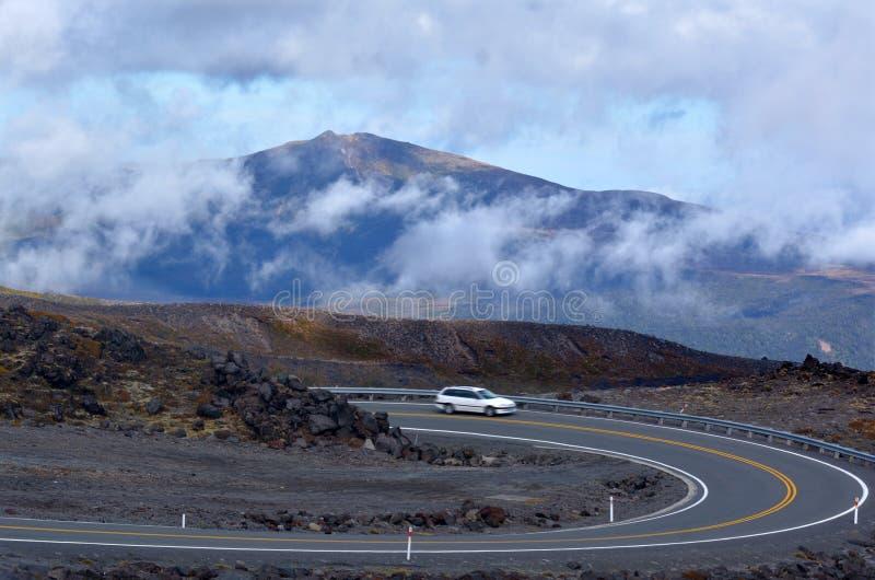Εθνικό πάρκο Tongariro στοκ εικόνες