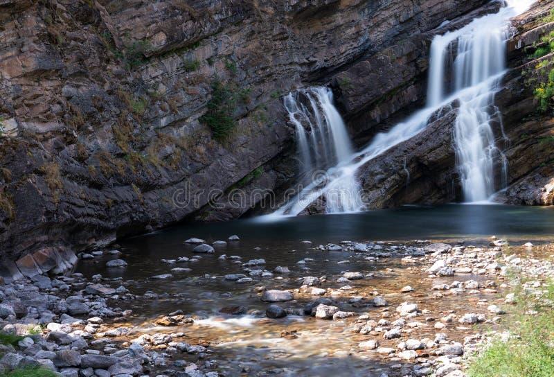 Εθνικό πάρκο Waterton Lakes, Alberta, Καναδάς στοκ φωτογραφίες με δικαίωμα ελεύθερης χρήσης