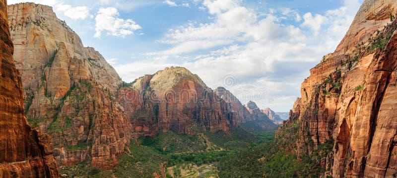 Εθνικό πάρκο Zion στοκ φωτογραφίες με δικαίωμα ελεύθερης χρήσης