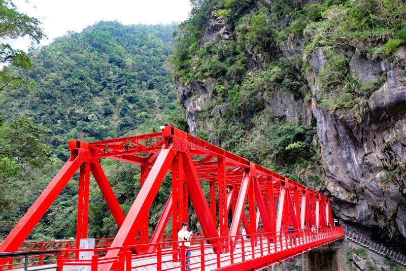ΕθνικόparkTaiwanTaroko στοκ εικόνες
