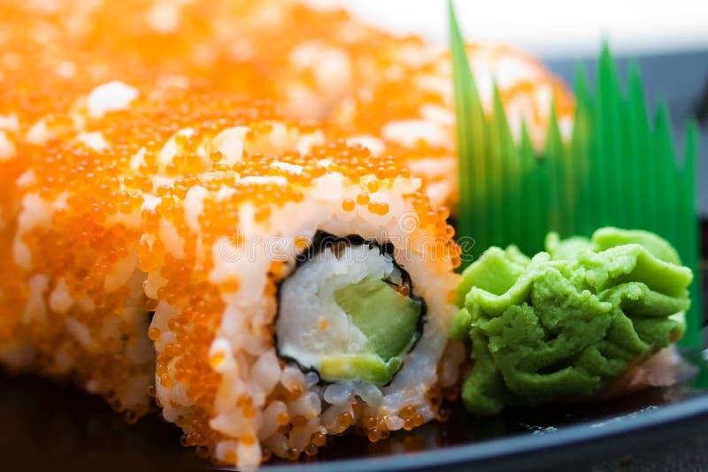 Εθνικό susi τροφίμων στοκ φωτογραφίες με δικαίωμα ελεύθερης χρήσης
