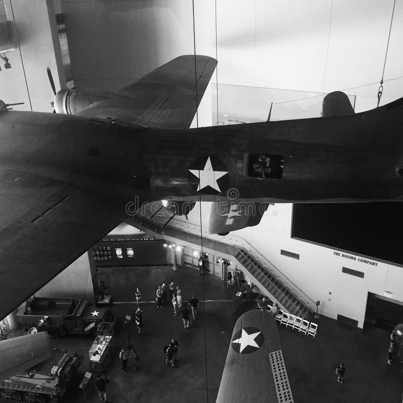 Εθνικό WWII μουσείο στοκ εικόνα με δικαίωμα ελεύθερης χρήσης