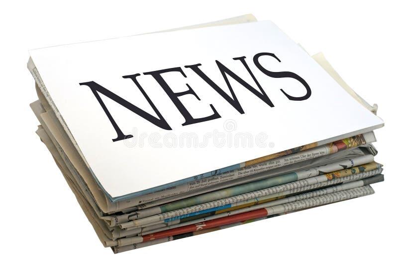 ειδήσεις στοκ φωτογραφίες