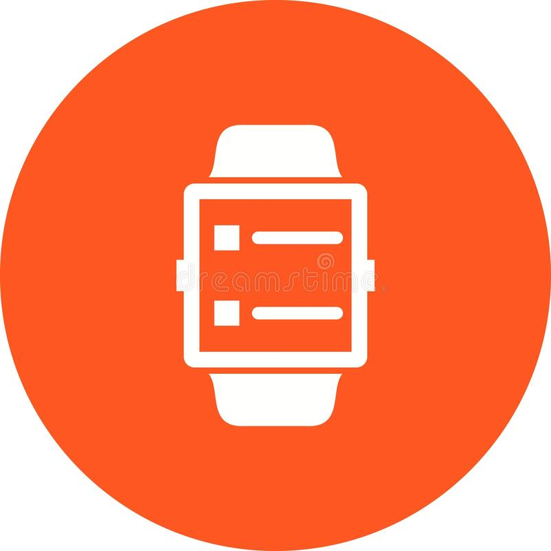 Ειδήσεις App διανυσματική απεικόνιση