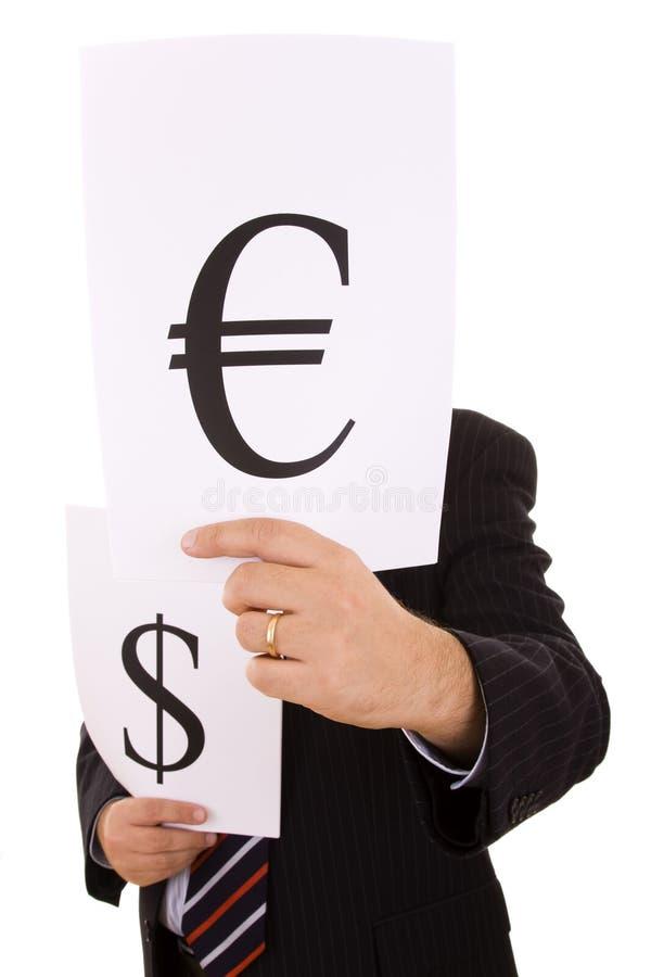 ειδικά χρήματα επιχειρημ&alph στοκ εικόνα