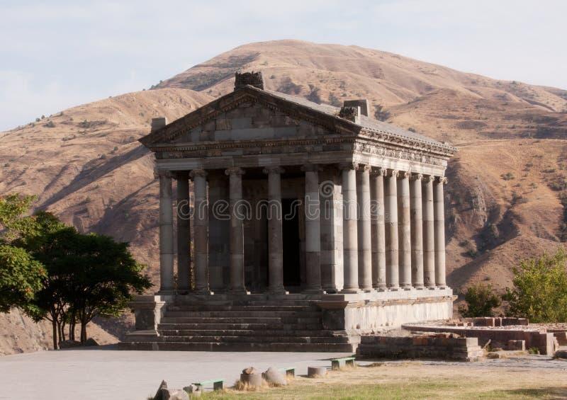ειδωλολατρικός ναός garni στοκ εικόνες με δικαίωμα ελεύθερης χρήσης